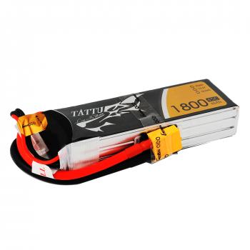Tattu 1800mAh 45C 3S1P Lipo Battery Pack with XT60 plug | TA-45C-1800-3S1P-XT60