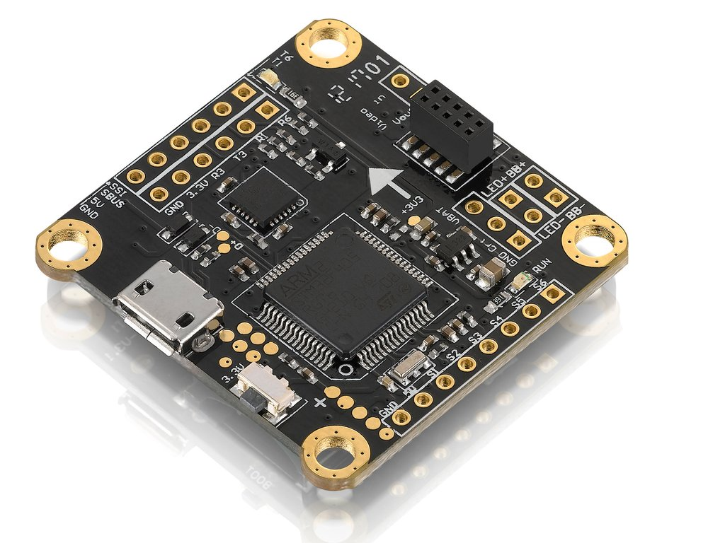 HobbyWing XROTOR Micro F4 FC W 4in1 40A ESC Combo   38040016