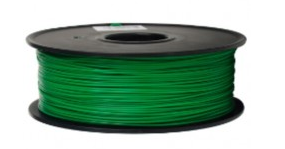 Green PLA Filament 1.75mm 1kg Roll