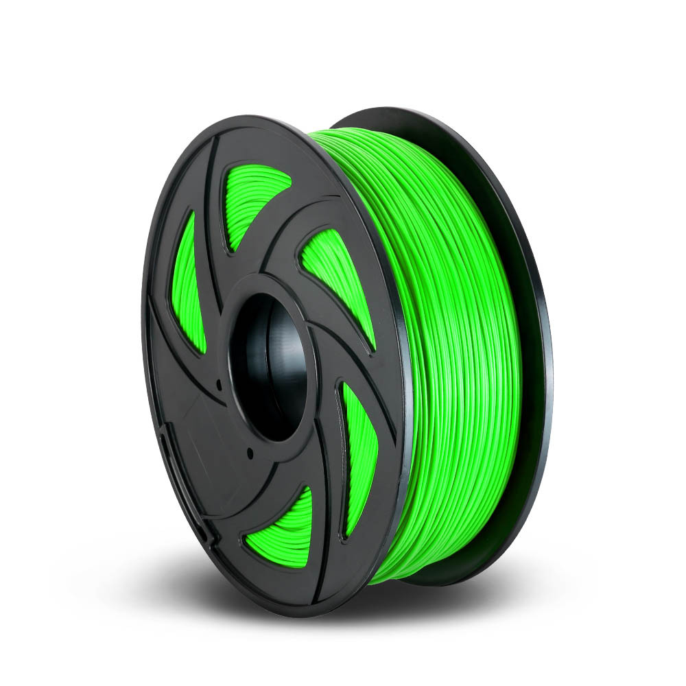 Light Green PLA 1.75 mm Filament 1KG Roll