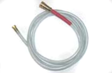 Flo-Dynamics 940786 Red Service Hose