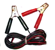 Flo-Dynamics 941210W 12 ft. Battery Cable Assembly