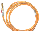 Flo-Dynamics 941540 Yellow Service Hose