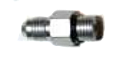 Flo-Dynamics 941621 3/8 SAE Fitting for Diverter Valve Assembly