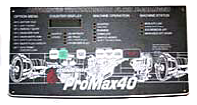 Flo-Dynamics 941654W ProMax 40 Control Panel | with Electronic Board