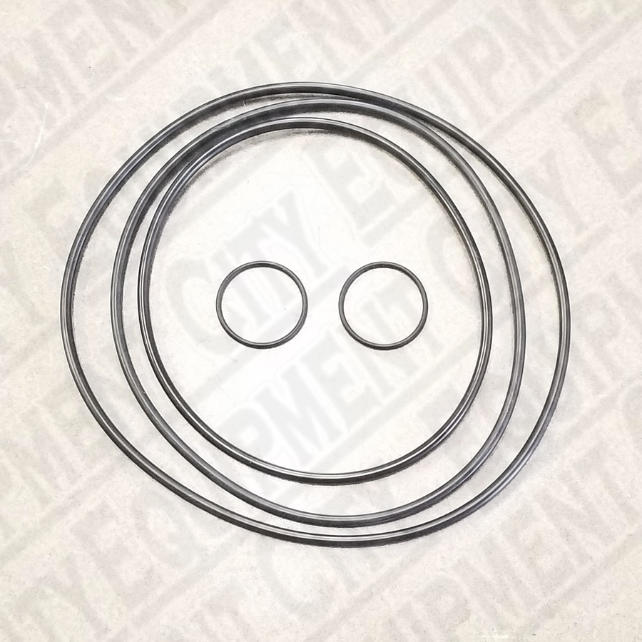 Hunter Tire Changer Motor O-Ring Kit - Includes RP6-0605, RP6-0607, RP6-0608 & RP6-0819(2)