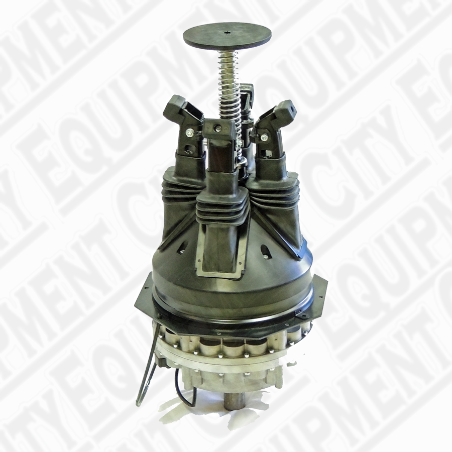 RP6-4383001 Hunter Tire Changer Complete New Motor | Replaces RP6-1637 - ***NO LONGER AVAILABLE****