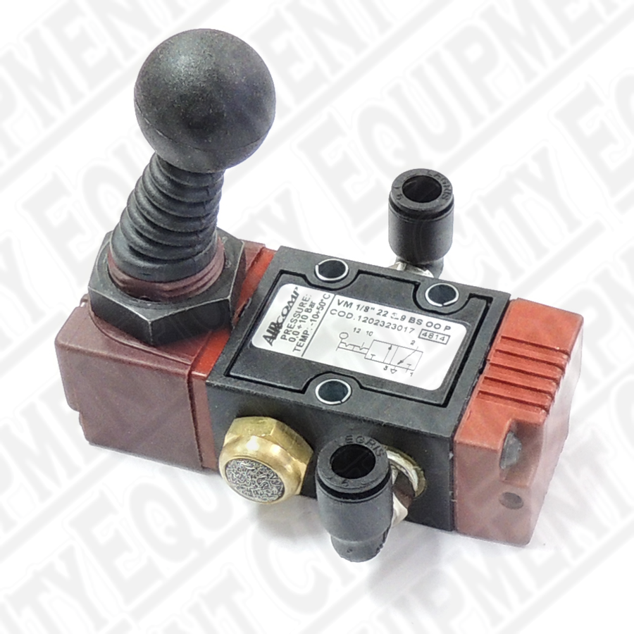 RP11-3-01641 MANUALLY ACTUATED VALVE - Same as Hunter RP11-3-01641 - Replaces RP11-5-401953