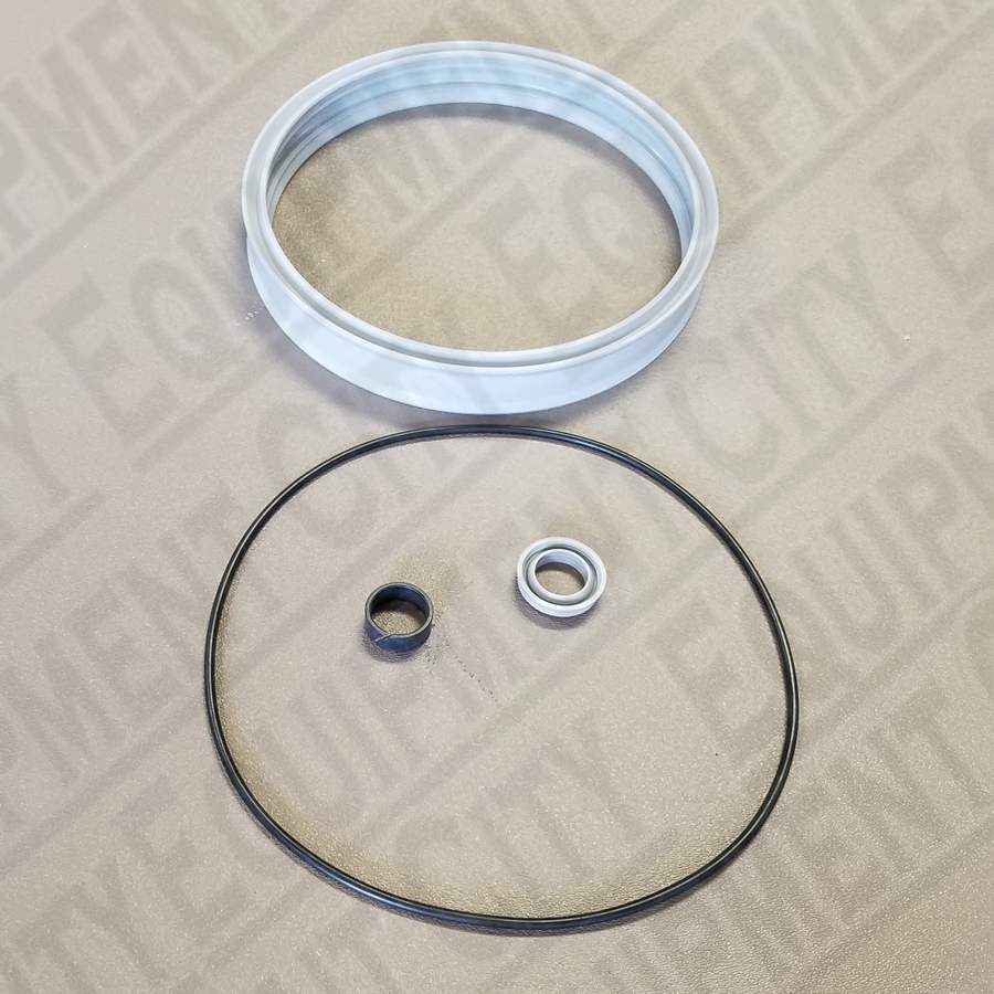 Sice 5-490511 Seal Kit for Bead Breaker Cylinder, Compare to Hunter RP11-5-490511 | Serial number specific | Aluminum Flanged | D.200
