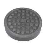 Replacement Rubber Pad for ALM Lifts  BH-7150-02