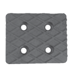 Replacement Rubber Pad Kit for Benwil 205175 or 50564212  BH-7205-4