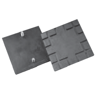 Replacement Rubber Pad for Challenger Lifts CL9  OEM A1104  BH-7232-01 - SOLD AS EACH