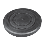 Replacement Rubber Pad for Challenger Lifts VS10, CL10 parts like B2208, BH-7232-93