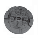 Replacement Rubber Pad for Quality Lifts Model Q10000  OEM 26K25030  BH-7232-94