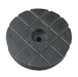 Replacement Rubber Pad for Ford Smith Lifts  OEM FS-203047  Round   BH-7250-02