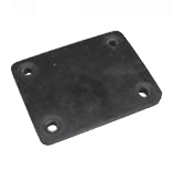 Replacement Rubber Pad for Rotary Lifts Adapter Assy SPO12-10 & 10E(FJ6158)  OEM FJ6158-4   BH-7536-92P