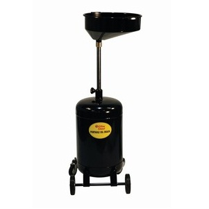 John Dow JDI-16DC-E 16 Gallon Portable Oil Drain