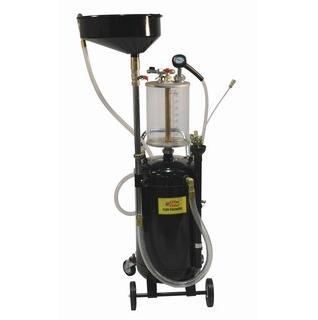 20-Gallon Fluid Evacuator & Oil Drain with Bowl