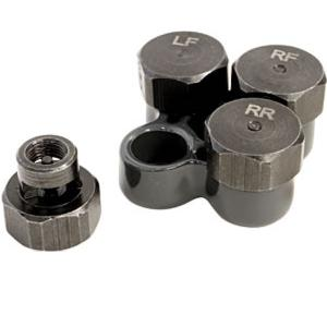 Lisle 19860 Tire Deflator Set For TPMS Valve Stems