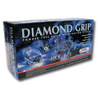 Micro Flex MF300XL - Gloves ExtraLarge Diamond Grip 100 Per Box