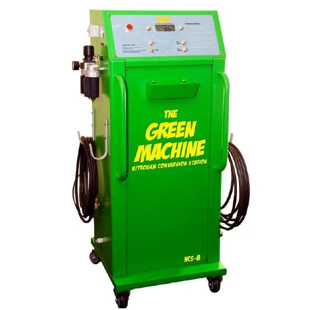 The Green Machine Nitrogen Machine