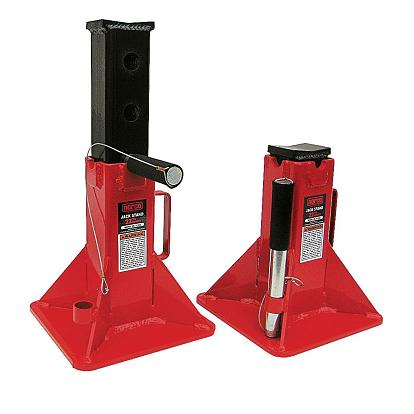 Norco 81222 Jack Stands, 22 Ton, Fastjack