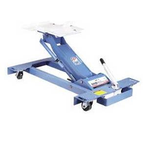 OTC 5019A Low-Lift Transmission Jack - 2,200 lb. Capacity
