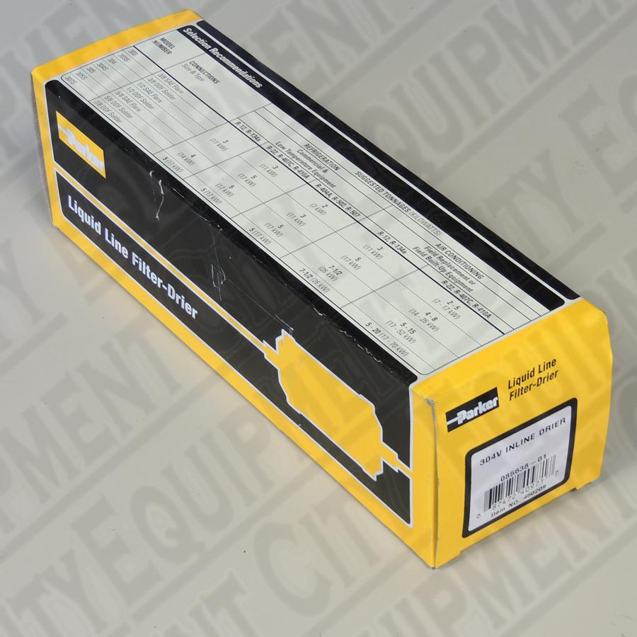 304v In Line Liquid Filter