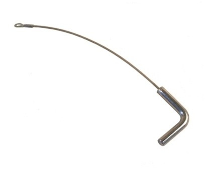 QSP 135-208 Lock-Pin w/cable (OEM Style)