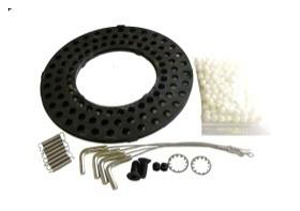 QSP 41-11-HD Stainless Steel HEAVY DUTY Turn Plate Repair Kit
