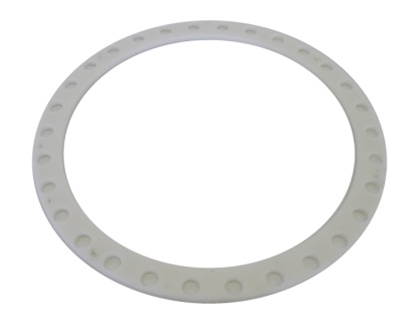 QSP 41-64-Q Replacement Single Row Slip Plate Retainer - Fits Hunter D-Rack and Hunter RL Rack