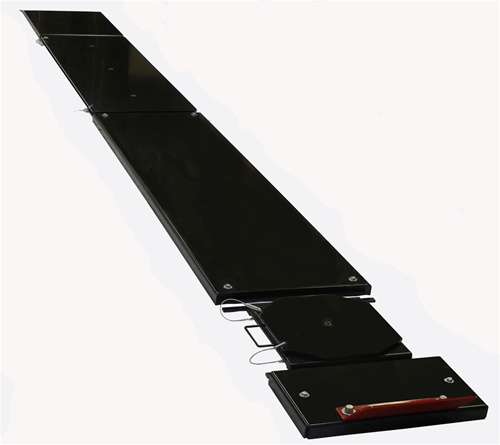 Rear slip plate add on kit ( front turnplates not included)