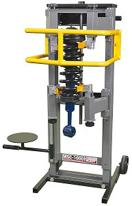 Quality Stainless Products MSC-1000 - Mechanical Strut Compressor
