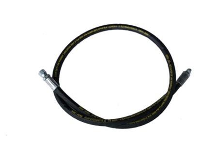 QSP 137-74 RL Hydraulic Hose | Extension Hose Small Fitting 4'