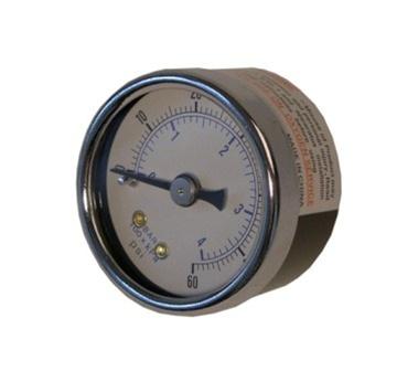 RP6-0141 Replacement Regulator Pressure Gauge