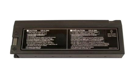 Replacement 12 volt battery for Hunter DSP500 Sensor Heads | Model 194-23-2