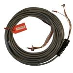 QSP 38-396 35' Remote Cable (w/ strain relief and panduit connector on both ends for Hunter D111