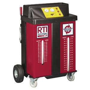 RTI MCX-2 Coolant Flush Machine