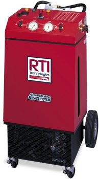 Used RTI RRC 770 Refrigerant Management Center