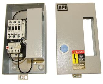 Rolair MAG51F208/230V MAGNETIC STARTER - 5 HP 1 PH 230V