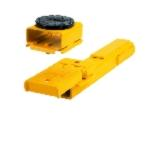 Rotary FJ6139 2-1/2 Inch High Step Polymer Pad Adapter - ****SUPERSEDED**** see description