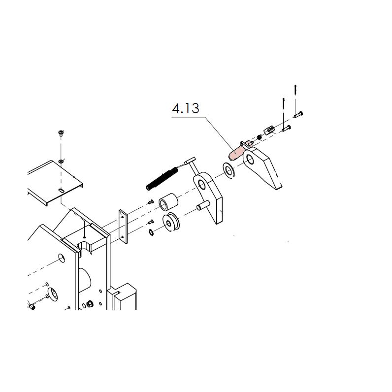 QG01-9100 Air Cylinder