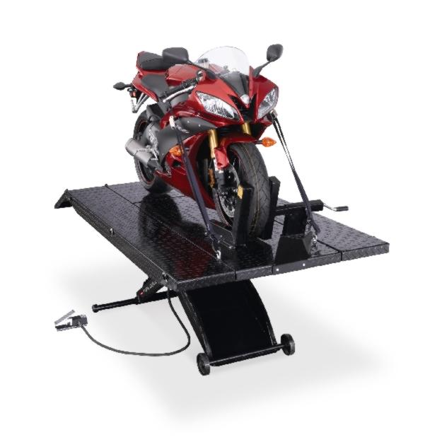 Rotary RXLDT Revolution Scissor Style Motorcycle Lift