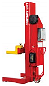 Rotary MCH613-1 Mobile Hydraulic Portable Lift | 6-Unit w/o Batteries