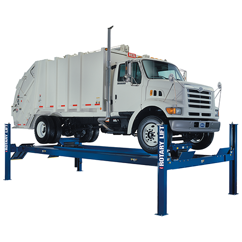 Rotary SM30-S Heavy Duty 4-Post Truck Lift