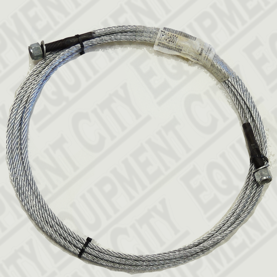 Rotary TP10-6001 RTP10 Equalizer Cable