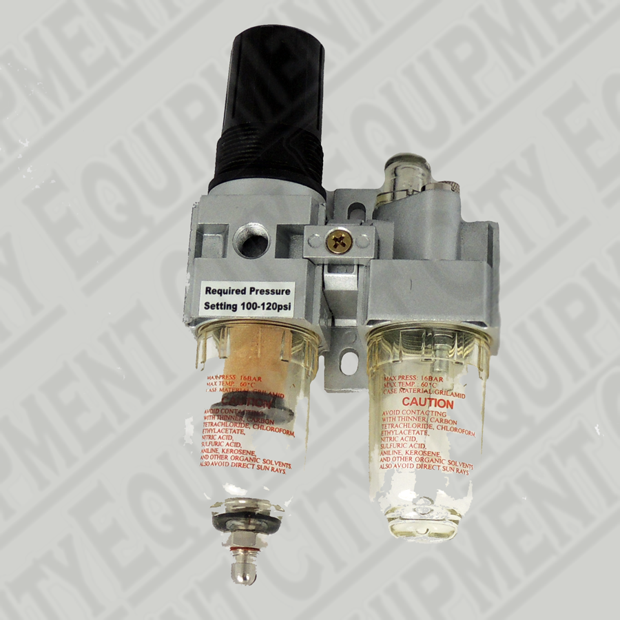 Rotary S130080 FILTER/REGULATOR/LUBRICATOR