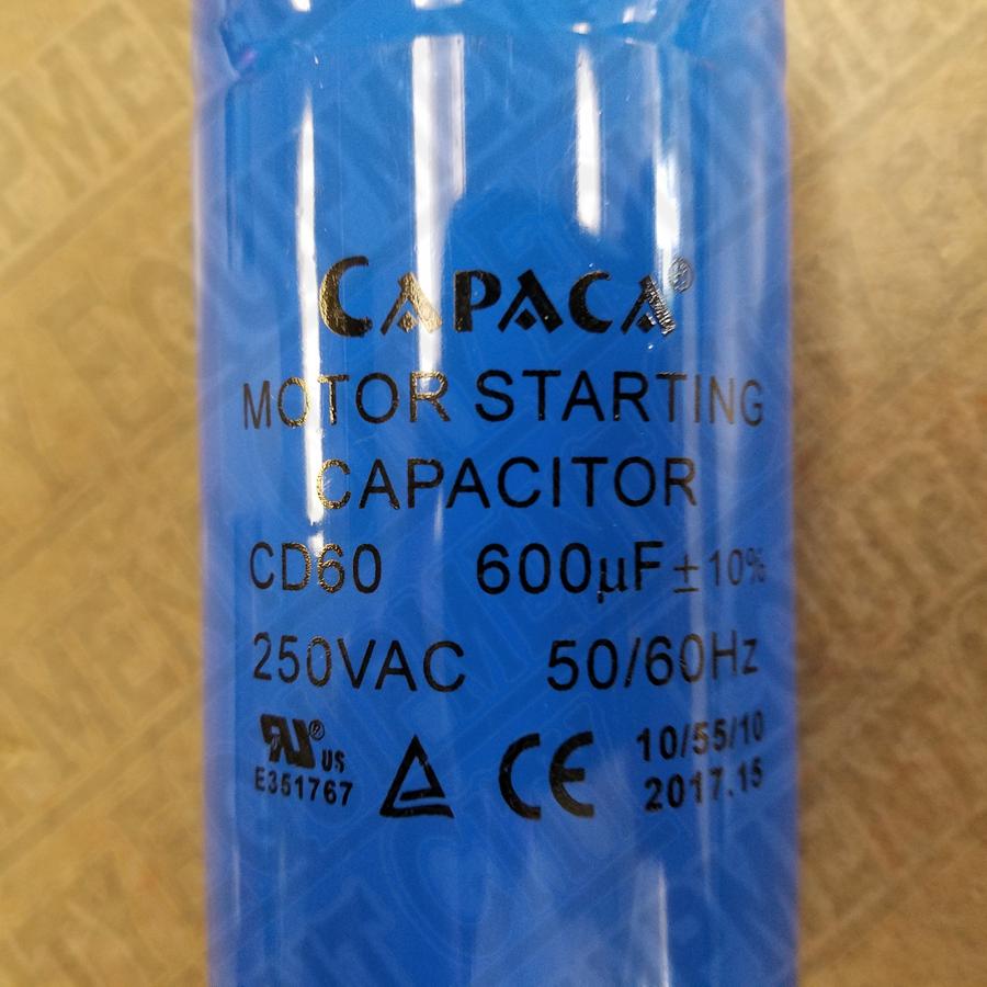 Rotary FA7389-3 Start Capacitor