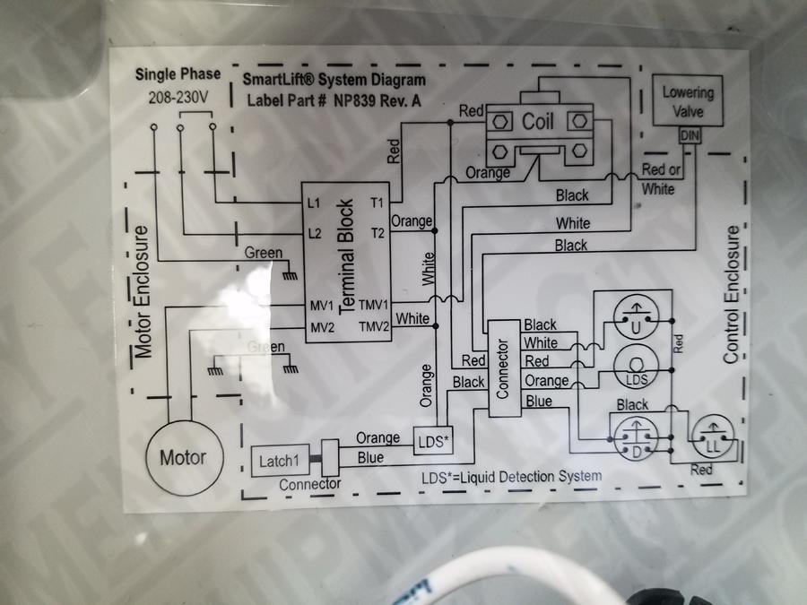 Rotary FA7460B SL 1PH IB 1.6 COMPACT CONTROL ASSEMBLY