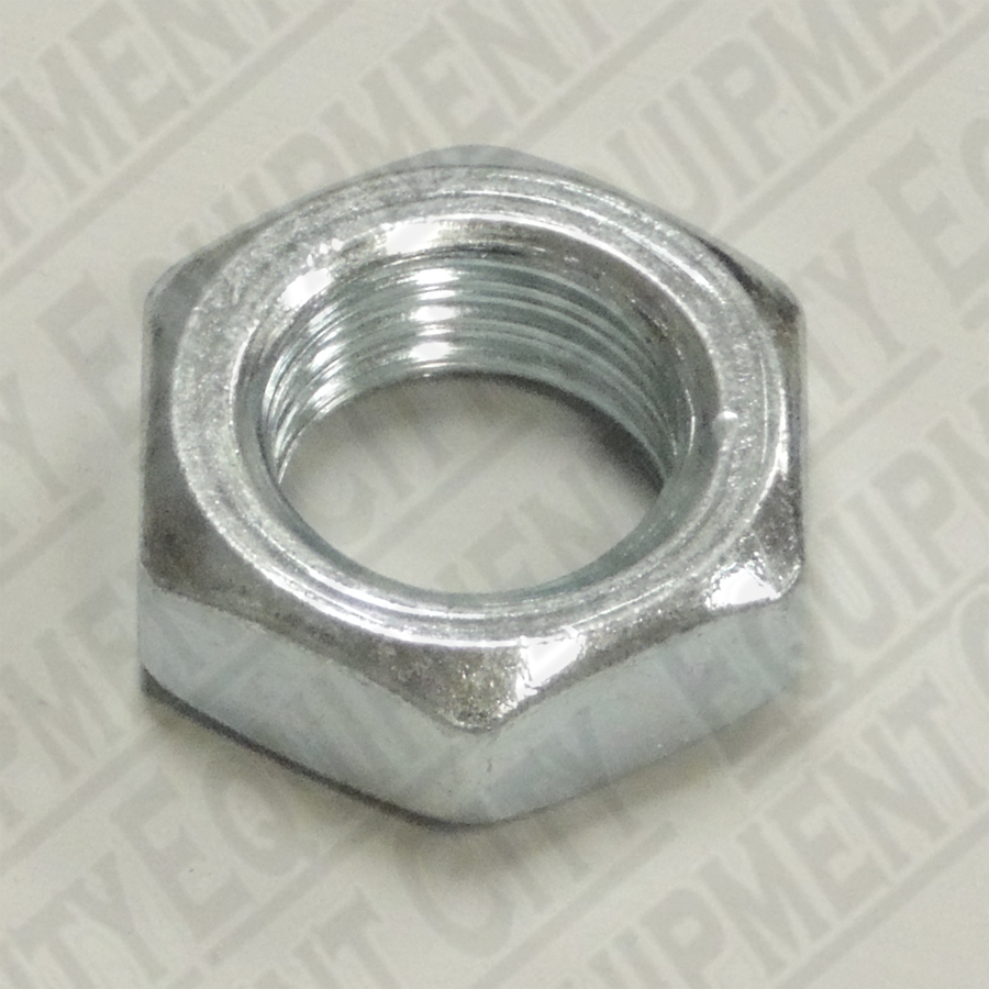 Rotary 40766 7/8-9NC HEX JAM NUT PLATED
